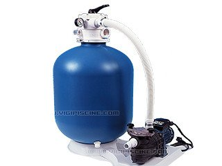 Groupe De Filtration SILVER Pro 8m³/h Piscine Hors Sol EDG 103460