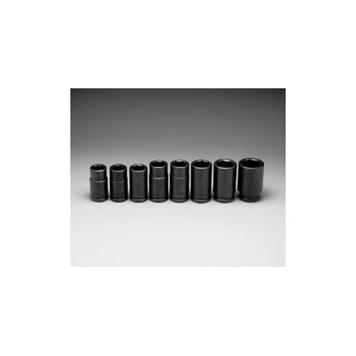 Wright Tool 608 6-Point Deep Impact Socket Set, 8-Piece