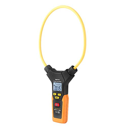 Digital Multimeter Flexible Clamp Meter with LCD Display for Power Electrician(PM2019A)