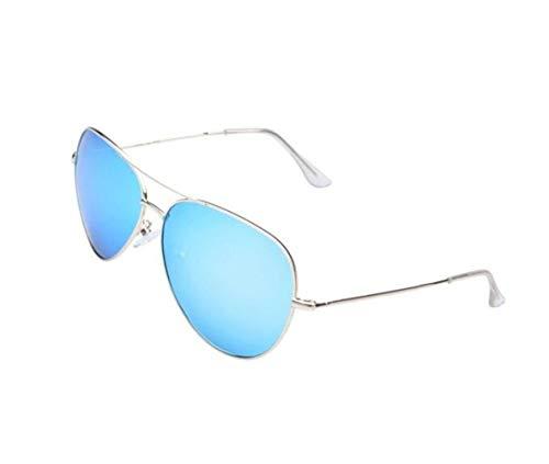 FlowerKui la UV400 para Golden Sunglasses conducción Fashion aire Women protectoras Gafas Men Metal Frame al de libre Polarized sol 4Ar4Fq