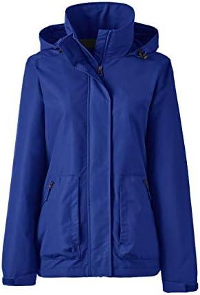 Lands' End Women's Outrigger Fleece Lined Jacket
