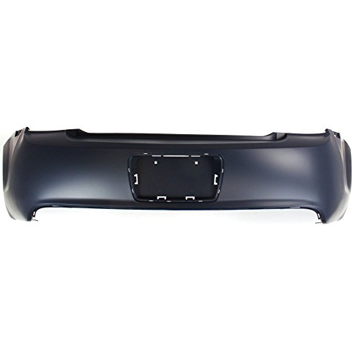 Rear BUMPER COVER Primed for 2008-2012 Chevrolet Malibu
