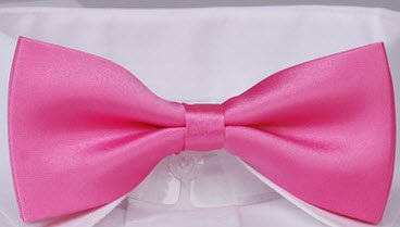 Tok Tok Designs Handmade Baby & Toddler Bow Ties - BK7 (Pink)