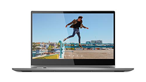 Yoga C930 2-in-1 13.9' Touch-Screen Laptop - Intel Core i7 - 12GB Memory - 256GB Solid State Drive - Iron Gray