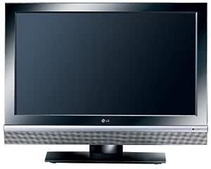 LG 37 LC2RR Schwarz-Silber - Televisión HD, Pantalla LCD 37 Pulgadas- Plata: Amazon.es: Electrónica