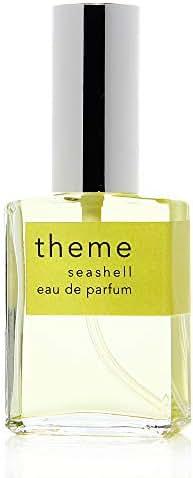 Theme Fragrance Seashell Grapefruit perfume for women. Citrus, Grapefruit, Pink grapefruit women's fragrance. 15 ml
