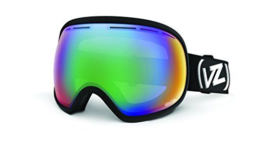 Veezee - Dba Von Zipper Fishbowl Ski Goggles, Black - Lens Von Zipper