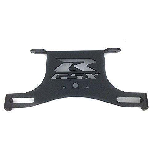 HTT Black Fender Eliminator Tidy Tail'GSXR' Logo For 1996-2012 Suzuki GSXR600 GSX-R750/ 2001-2012 Suzuki GSXR 1000
