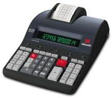 Olivetti 221779 - Calculadora impresora, 14 dígitos: Olivetti ...