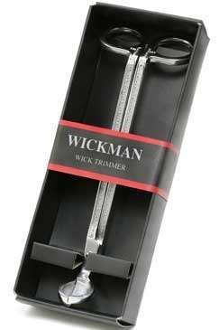 Stainless Steel Wick Trimmer Trimmer by Wickman Products