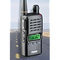Tekk XV-100 Handheld Portable Two Way Radio-3 Year limited factory warranty