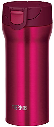 THERMOS vacuum insulation mobile tumbler [one-touch open type] 0.36L Burgundy JNM-360 BGD