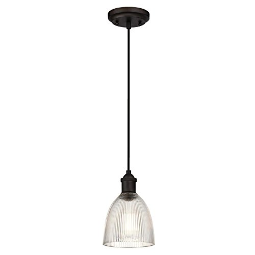 Ribbed Pendant Light in US - 2