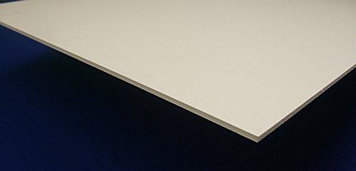 """Gator Board - White 24""""x36"""" (4 Sheets)"""