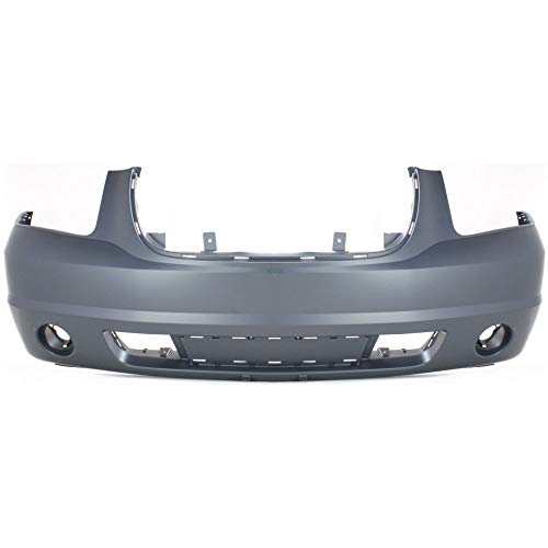 Front Bumper Cover Assembly for 07-14 GMC Yukon Denali fits 25890766 GM1000818C