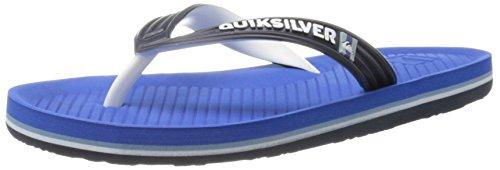 Black Blue Men's Haleiwa Quiksilver White 8n0Atx