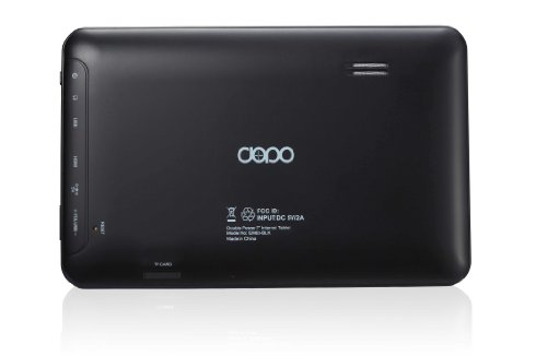 Double Power M Series EM63-BLK 7-Inch 8 GB Tablet by Double Power (Image #2)