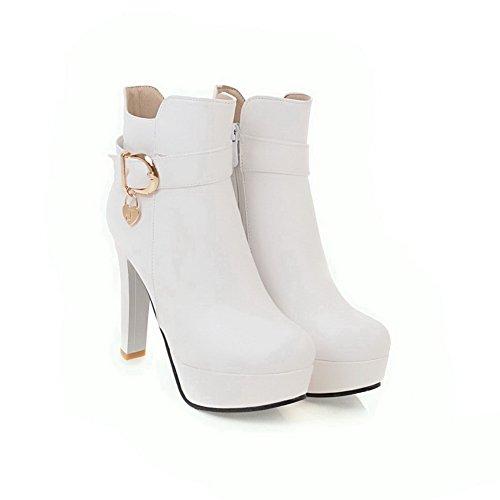 Sandalias Cuña blanco Mujer 1TO9 con 1TO9Mns02511 8wH0q0