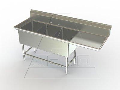 Aero Aerospec Sink 3-bowl 24