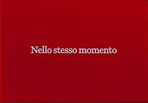 Nello stesso momento : Edition français-anglais-italien Relié – 27 avril 2015 Alessandra Spranzi Humboldt 8890841842 Beaux arts
