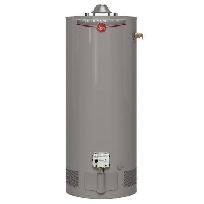 Rheem Performance Plus 40 gal. Short 9 Year 36,000 BTU High Efficiency Liquid Propane Gas Water Heater