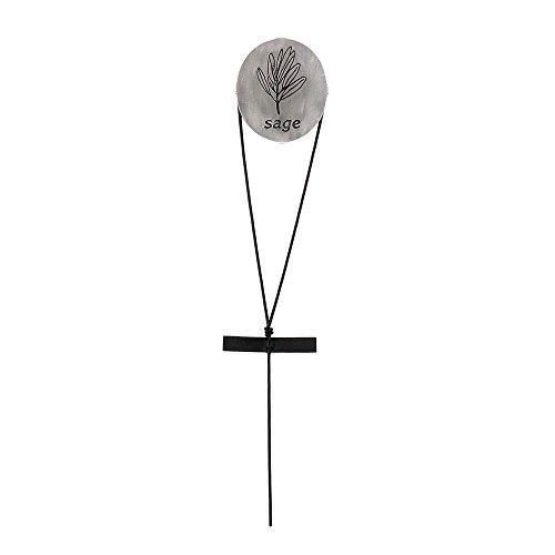 - Achla Designs Herb Marker Stake, Sage