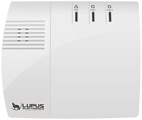 Lupus Electronics LUPUSEC XT2 Plus SmartHome Funk Alarmanlage mit GSM, Basisstation, maximal 160 Melder, weiß, 12045