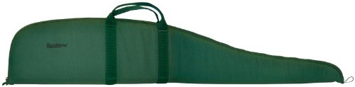 GunMate Deluxe Scoped Rifle Case (Green, Medium/44-Inch)