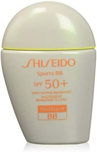 Shiseido Sports Bb Wetforce Spf 50 - Dark By Shiseido for Women - 1 Oz Sunscreen, 1 Oz
