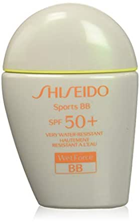 Shiseido Sports BB WetForce, SPF 50 Dark Sunscreen, 30ml