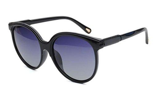 Gafas De De Señora Gafas De Sol Sol Black De Moda Zf0wq4rZ