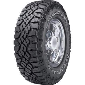 Goodyear Wrangler DuraTrac Radial - LT235/85R16 120Q (Used Mud Tires For 16 Inch Wheels)