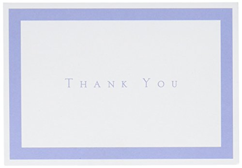 Masterpiece Studios Great Papers Periwinkle Thank You Not...