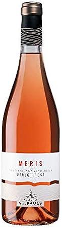 MERIS Alto Adige Merlot Rosè DOC Kellerei St.Pauls Vino Rosado Italiano (1 botella 75 cl.)