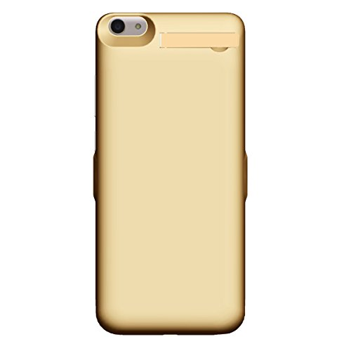 I670 Extended Battery (Happon Vivo X7 Plus 8000mAh Battery Case Rechargeable Extended Protective Power Cover Charging Case Golden)