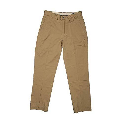 - Polo Ralph Lauren Men's Big & Tall Classic Fit Stretch Twill Pants (44W x 30L, Rustic Beige)