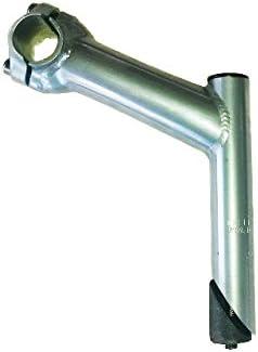 Bicicleta Manillar 1 1/8 de vástago HL 150 mm vástago 120 mm plata ...