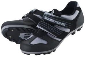 SixSixOne 1 Expert Cycling Shoe Size 8 (41eu) Black