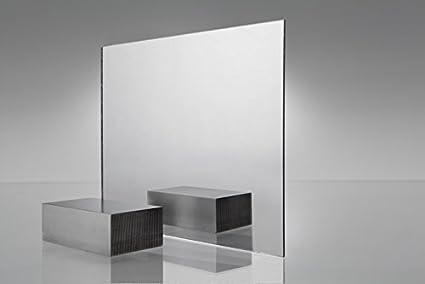 3mm Two Way / See-Thru Mirror Acrylic Sheet A4 297mm x 210mm