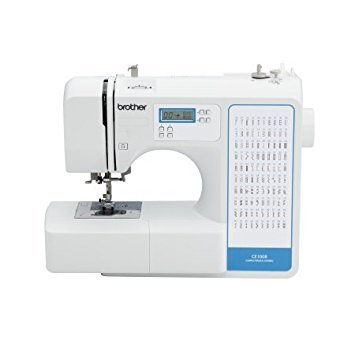 Brother 100 Stitch Computerized Sewing Machine CE1008