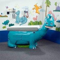 1200916 Exam Room-Dinosaur Standard Sz Ea Pedia Pals LLC ()