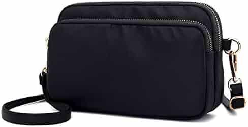 b0bb1b9d258f Shopping 2 Stars & Up - Blacks - Nylon - Crossbody Bags - Handbags ...
