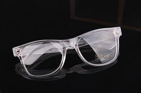 Amazon.com: anteojos de sol Bifocal Wayfarer Eyeglass ...