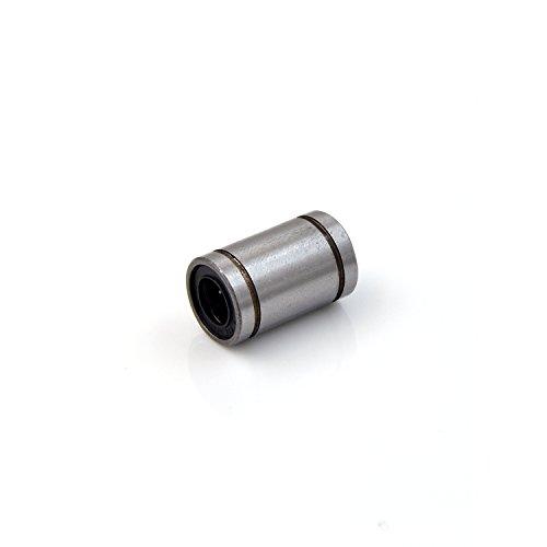 LM8UU Linear Bearing Ball Bushing Motion Bearings for 3D Printer,8mm