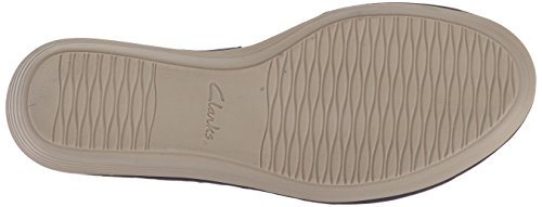Sandal 12 Breen Navy Nubuck Wedge Us Medium Clarks Women's Reedly FS677T