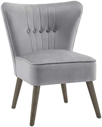 Lexicon Velvet Accent Chair