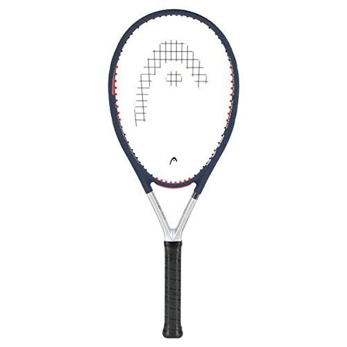 - HEAD 2017 Ti.S5 CZ Tennis Racquet, Strung, 4 1/4 Inch Grip