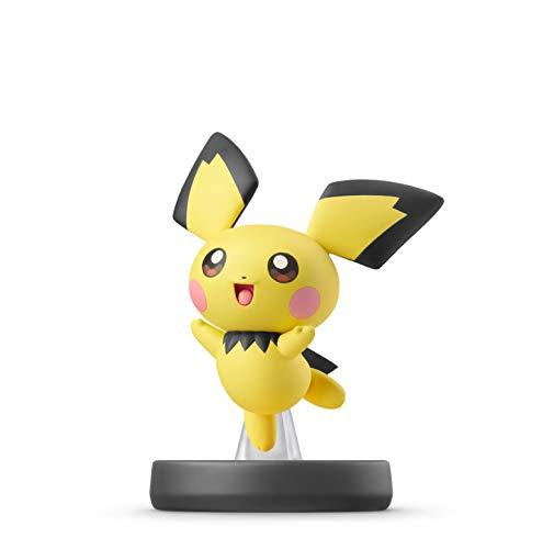 31GkNb%2BVvyL - Nintendo Amiibo - Pichu (Super Smash Bros. Series) - Switch