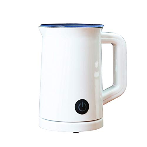 Electric Milk Frother For Coffee Cold And Warmer Foamer Coffee Foam Machine Latte Cappuccino Bubble Maker,US Plug,300ML,China