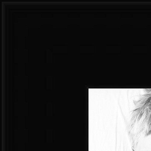ArtToFrames 14x20 /  14  x  20 Picture Frame Satin Black ...